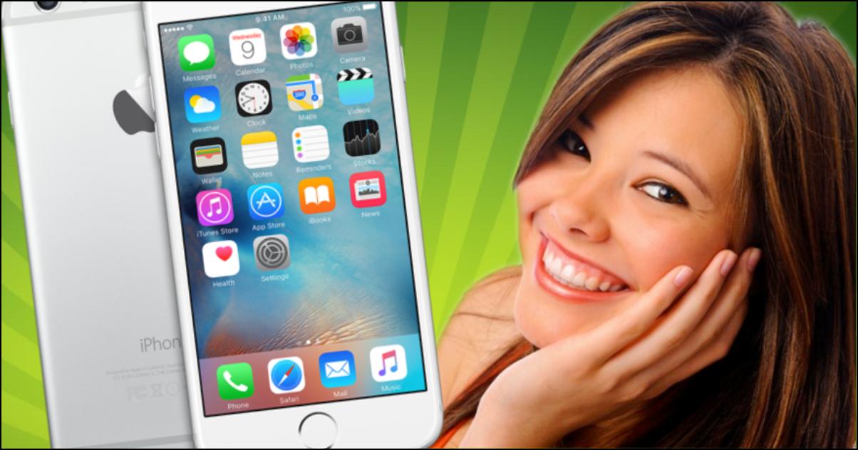 Como Ganhar Iphone 6s Grátis?