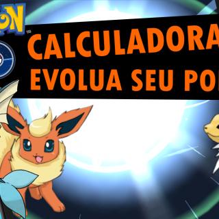 Calculadora de CP no Pokemon Go