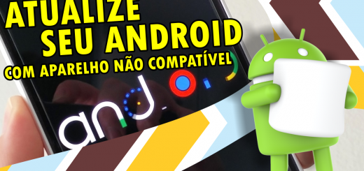 Atualize o Android