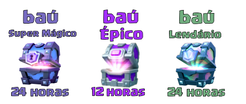Baus no clash Royale