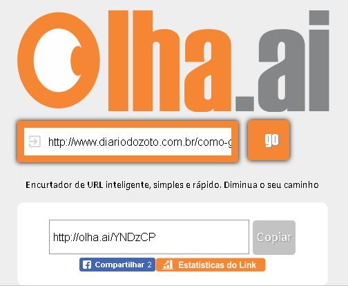 Melhor Encurtador de URL