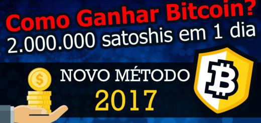 Ganhando Bitcoin