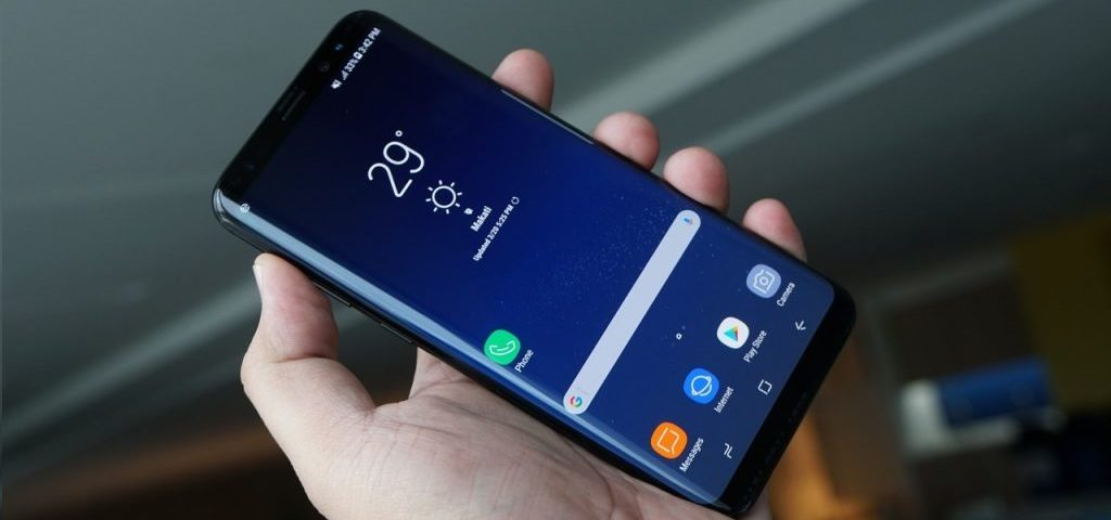 Ganhar o novo Galaxy S8