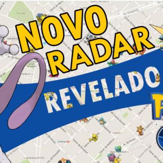 Novo Radar Pokemon Go Revelado