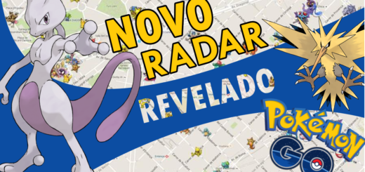Novo Radar Pokemon Go Revelado
