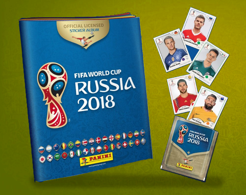 Album da copa do mundo