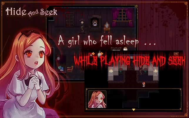 Jogo de terror parecido com RPG sobre Doroth