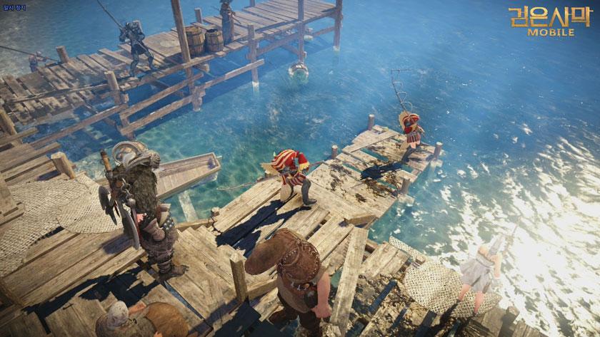 Os melhores gráficos dos games mobile da atualidade