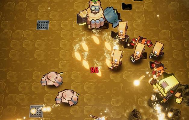 Novo game em pre registro Dungeon Break