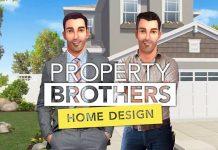 """propery-brothers-home-design-game Jogo para Android e iOS do Programa """"Irmãos à Obra"""""""