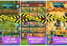 plants-vs-zombies-3 Plants vs Zombies 3 está em testes em alguns países