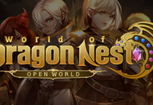 World of Dragon Nest - Entrevista com a Nexon Thailand no novo MMORPG móvel de mundo aberto