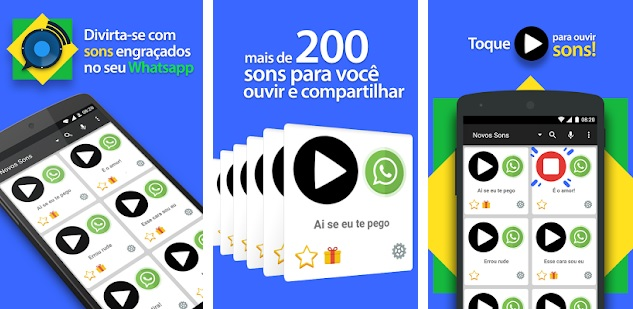 apps de sons divertidos