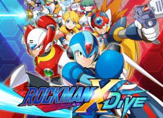 Mega Man X DiVE - o registro do Closed Beta começa para os jogadores Android