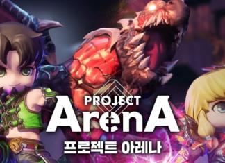 Arena de Projetos - Novo MMORPG de Unreal Engine 4 suporta PC e plataformas móveis